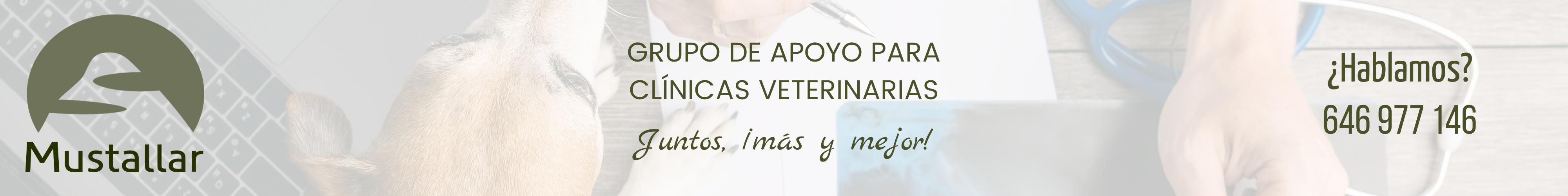 Grupo Mustallar gestión veterinaria